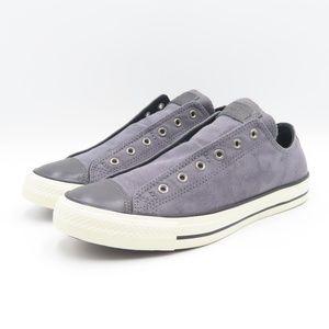 Converse Laceless Sneakers (Men's 7, Women's 9)